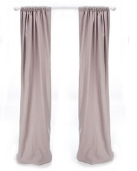 Soho Drapery Panels Taupe by
