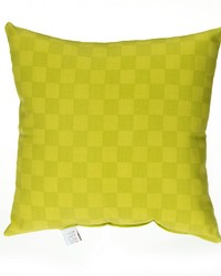 Pillow Green Check by