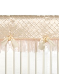 Convertible Crib Rail Protector Long Remember My Love by