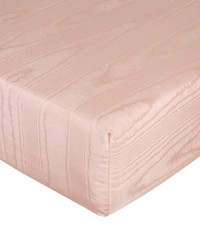 Fitted Sheet pink moire by
