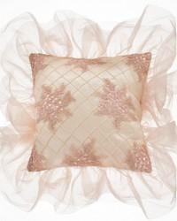 Pillow Cream Pintuck by