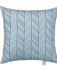 Pillow  Blue by