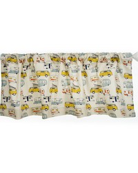 Window Valance RV print Approximately 54 in x23 in  by