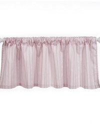 Window Valance Stripe Approximately 70x23 in  by