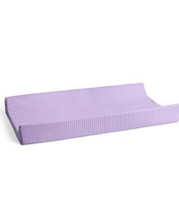 Changing Pad Cover Purple gingham by
