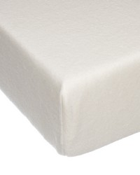 Cottage Rose Fitted Sheet Cream Softee by