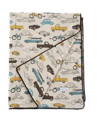 Traffic Jam Twin Duvet Cars 62x91 in  by