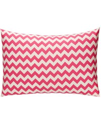 Pippin Small Sham Pink Chevron by