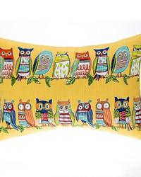 Lil Hoot Small Sham Owl by
