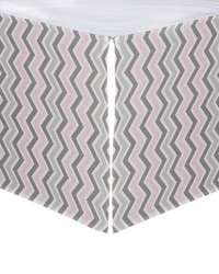 Twin Skirt Stripe 22 in  Drop by