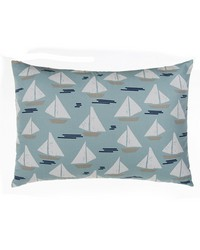 Small Sham Sail Boat by