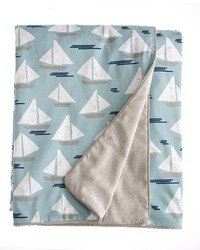 Full Queen Duvet Rev Boat  Sparkly Grey 87x91 in  by