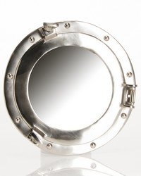 Porthole Mirror 12 in  by