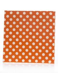 Calliope Wall Art Orange Dot by
