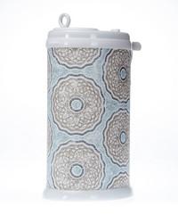 Luna Ubbi Diaper Pail Cover Orbs by