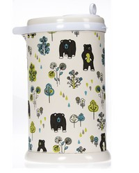 North Country Ubbi Diaper Pail Cover by