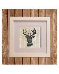 Wall Art Buck by