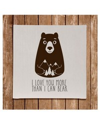 Wall Art Love Bear by