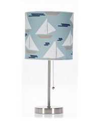 Mod Lamp   Shade Sail Boat 60W by