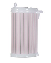Kaitlyn Ubbi Diaper Pail Cover by