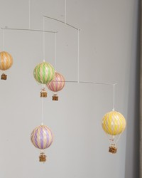 Balloon Ceiling Mobile  by