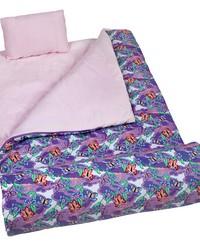 Butterflies Sleeping Bag by