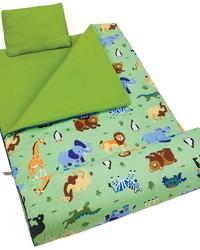 Olive Kids Wild Animals Sleeping Bag by