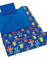 Olive Kids Robots Sleeping Bag by