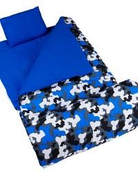 Blue Camo Original Sleeping Bag by