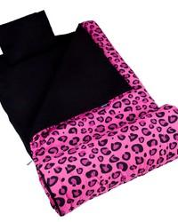 Pink Leopard Original Sleeping Bag by