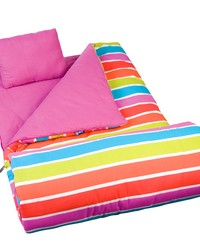Bright Stripes Sleeping Bag by