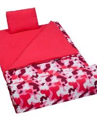 Camo Pink Original Sleeping Bag Pink by