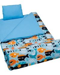 Big Fish Original Sleeping Bag Blue by