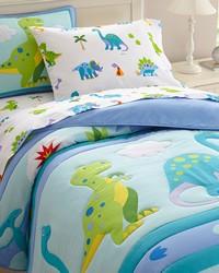 Olive Kids Dinosaur Land Full Comforter Set  by