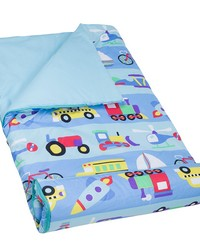 Olive Kids On the Go Microfiber Sleeping Bag by