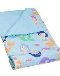 Olive Kids Mermaids Microfiber Sleeping Bag by