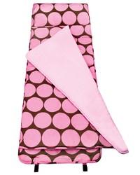 Big Dot Pink Nap Mat by