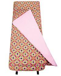 Kaleidoscope Pink Nap Mat by