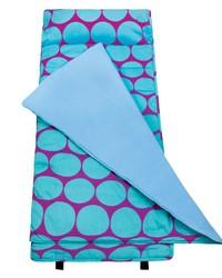 Big Dot Aqua Nap Mat by