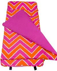 Zigzag Pink Original Nap Mat Pink by