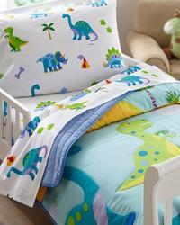 Olive Kids Dinosaur Land Toddler Comforter by