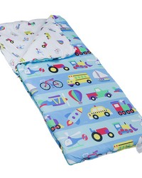 Olive Kids On the Go Microfiber Sleeping Bag and Pillow Case by