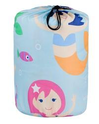 Olive Kids Mermaids Microfiber Sleeping Bag and Pillowcase by