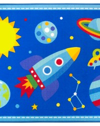 Out of this World Printed Rug by