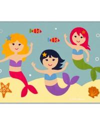 Olive Kids Mermaids 39x58 Rug by