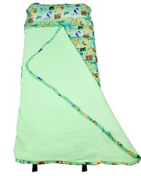 Olive Kids Wild Animals Easy Clean Nap Mat by