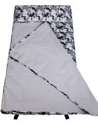 Gray Camo Easy Clean Nap Mat by