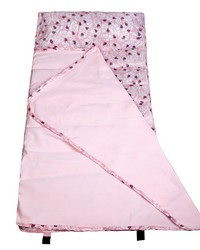 Lady Bug Pink Easy Clean Nap Mat by