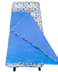Olive Kids Game On Easy Clean Nap Mat by