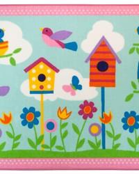 Olive Kids Birdie 5x7 Rug by